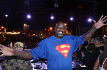 Shaquille O'Neal threw down the BEST party of Miami Music Week with the world's BIGGEST DJs