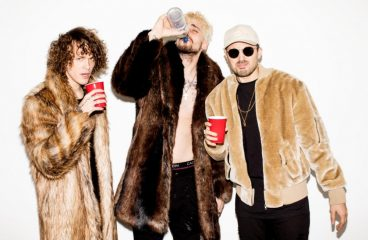 Spinnin' Trio Cheat Codes Caught On Video Fighting A Fan