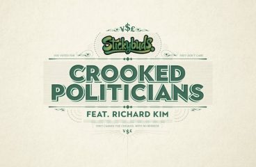 Your EDM Premiere: Stickybuds – Crooked Politicians ft. Richard Kim