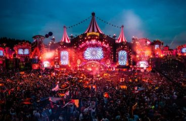 Apparently, Tomorrowland will be looking totally different this year!