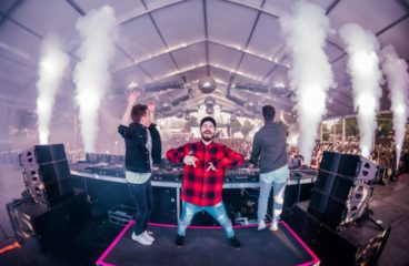 Cash Cash Fans Are Pissed After Being Denied VIP Access During Their Set