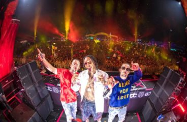 Dimitri Vegas & Like Mike's New Anthem With Wiz Khalifa Is Finally Out