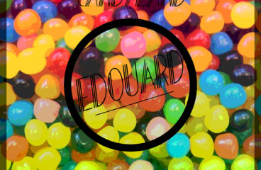 """EDOUARD brings back the old school house vibes with his latest release """"Candyland""""!"""