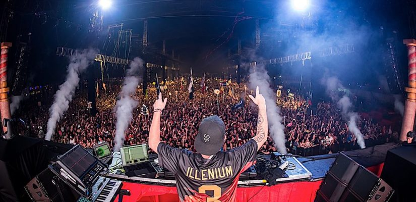 Illenium Unleashes Mind-Blowing 15 Song Remix Pack for