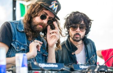 Justice Drop Incredible Mashup of Three of Their Biggest Songs Ever
