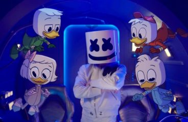 Marshmello Drops Surprise Collab With DuckTales For New Video