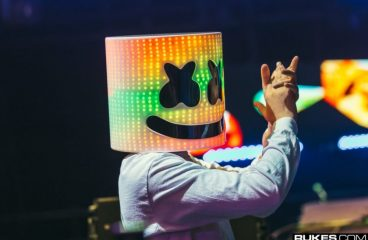 Marshmello Unleashes Triple-Threat Collab with Two of Hip Hop's Biggest Names
