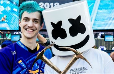 Marshmello Wins Fortnite Tournament for $1,000,000 to Charity