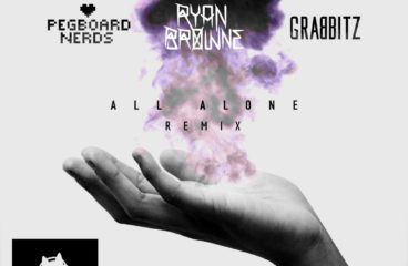 Pegboard Nerds & Grabbitz – All Alone (Ryan Browne Remix)