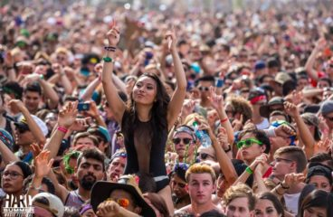STUDY: Nearly Half Of Female Festival Goers Experience Sexual Harassment