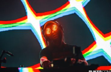 The Artist Behind REZZ's Epic Art Just Put Out A Trip-Ass EDM Coloring Book