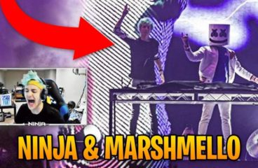 WATCH: Marshmello & Ninja's Practice for the Fortnite Pro Am Tournament