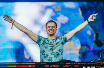 FIRST LISTEN: Armin van Buuren, Vini Vici & Alok Team Up For Huge Festival Anthem