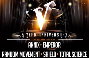 LA Will Never Die! Xcellerated to Celebrate 5 Year Anniversary this Weekend With Mega Lineup