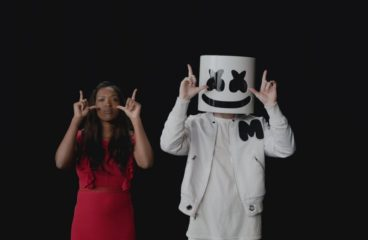 "Marshmello Releases New Sign Language Video For Juicy J Collab, ""You Can Cry"""