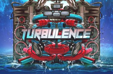 RVLTN Announces First Ever Waterpark Event Titled 'Turbulence'