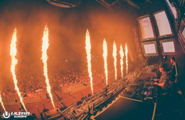 Watch Axwell Λ Ingrosso Pay One-Of-A-Kind Tribute To Avicii From Ultra Europe [VIDEO]