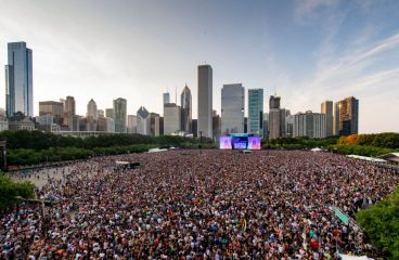 A 16-Year-Old Boy Has Died Attending Lollapalooza