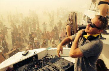 Diplo Announces Burning Man Sets Including Flume B2B