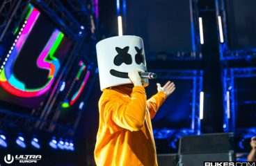 Marshmello Has A New Collab with… Bastille?