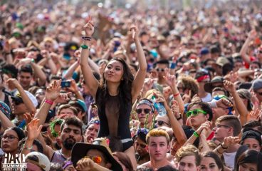 REPORT: 2/3 Of Women Worried About Sexual Harassment At Festivals