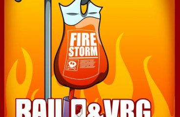 "Your EDM Premiere: Bailo, VRG, & Born I Music Team Up For Thunderous Single, ""Firestorm"""