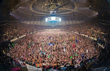 Bassnectar in Public Spat with His Own Poster Artist