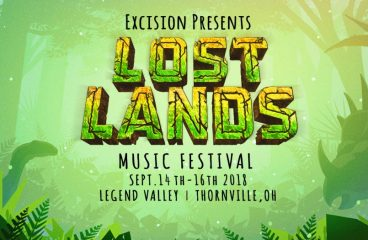 Excision Reveals Lost Lands to Get Five-Story Tall Second Mainstage