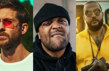 "Calvin Harris Teams Up With Donae'O and Belly To Produce Rap Track, ""Chalice"""