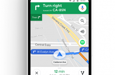 Google Maps Now Allows You to Control Your Music During Your Commute