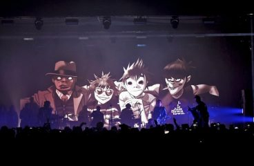 Gorillaz May Be Looking To Take A 10 Year Break From Touring