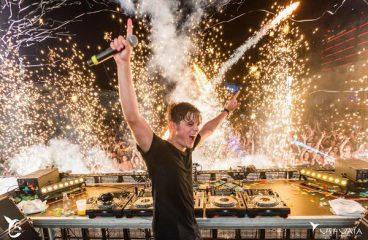 Martin Garrix Continues His Reign as DJ Mag's #1