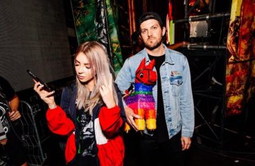 Dillon Francis & Alison Wonderland Tease Huge Collab at EDC Orlando