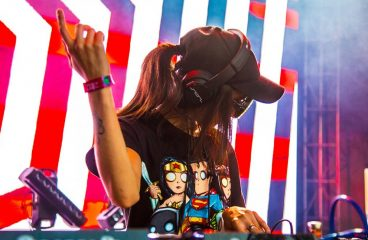 Rezz Reveals that She's Remixing a Porter Robinson Song