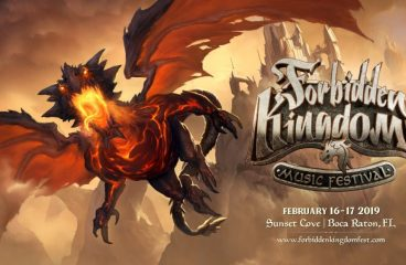 South Florida's Forbidden Kingdom Festival Drops Face Melting Lineup