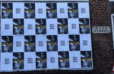 Swedish House Mafia Posters Begin to Appear for Tel-Aviv and Creamfields