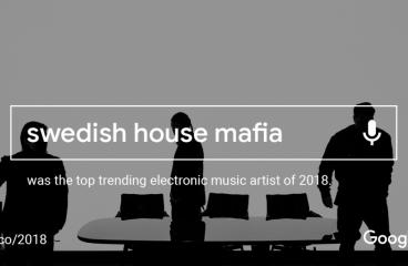 Avicii, Armin, Swedish House Mafia Top Google Searches in 2018