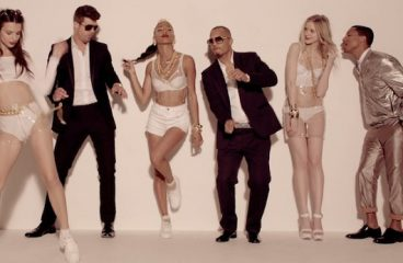Blurred Lines Lawsuit Ends In Judgment Against Thicke & Williams