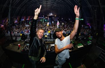 """Cosmic Gate Announces Massive """"20 Years"""" Tour and New Album"""