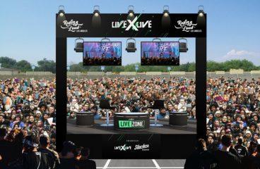 "LiveXLive Implements ""LiveZone"" for Immersive Live Festival Coverage"
