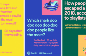 Relive Your Music Habits From this Year with Spotify's 2018 Wrapped