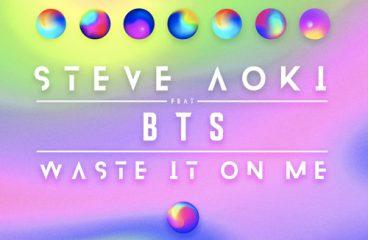 Steve Aoki – Waste It On Me (feat. BTS) [Slushii Remix]