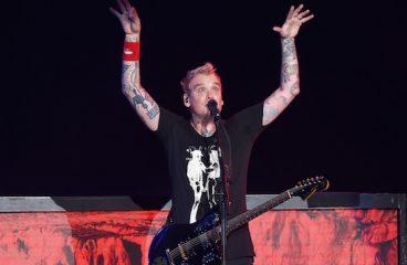 Blink 182's Matt Skiba Claims He Used Witchcraft to Prevent Fyre Festival