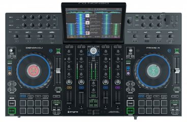 Denon DJ Introduces the Prime four Standalone DJ System