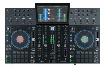 Denon's New All-In-One Touchscreen Controller Promises To Give Pioneer A Run For Its Money