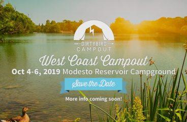 Dirtybird Announces 2019 Campout Dates at Modesto Reservoir