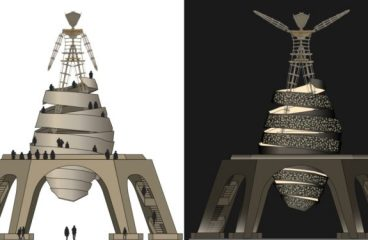 HYBYCOZO Will Build The Man Base at Burning Man This Year
