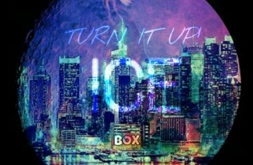 """Ice Box takes us on an experimental electronica journey along with his newest launch on MoonVibes Records entitled """"Turn It Up!"""""""