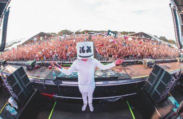 Marshmello Announces His Hip-Hop Album is Finished
