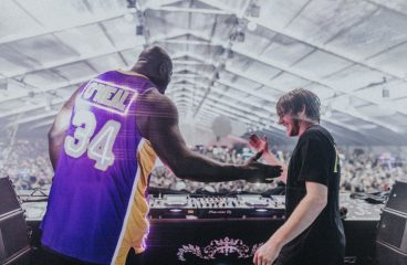 NGHTMRE Reveals Massive Collab with Shaq & Lil Jon